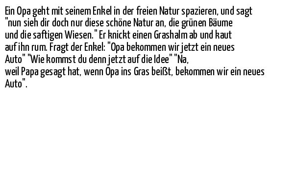 Elegant Ein Opa Geht Mit Seinem Enkel In De.